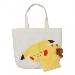 Bag Pikachu Tail japan plush