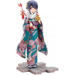 Figurine Rin Shima Furisode Season 2 Laid Back Camp
