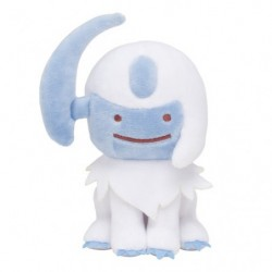 Plush Transformation Ditto Absol japan plush