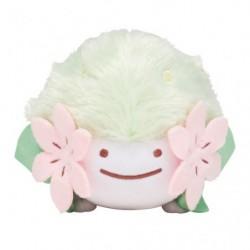 Peluche Transformation Metamorph Shaymin japan plush