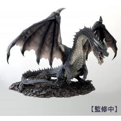 Figure Fatalis Monster Hunter Black Capcom Builders Creators Model