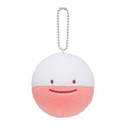 Mascot Keychain Transformation Ditto Electrode japan plush