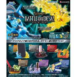 Figurines Battle On Desk Pokémon Box