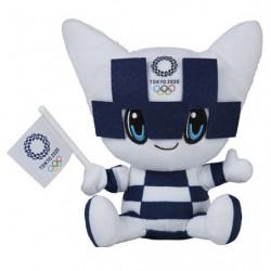 Plush Cheer Miraitowa Tokyo 2020 Olympics