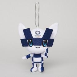 Plush Keychain Miraitowa Tokyo 2020 Olympics