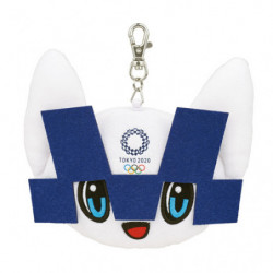 Badge Porte-nom Miraitowa Tokyo 2020 Olympics
