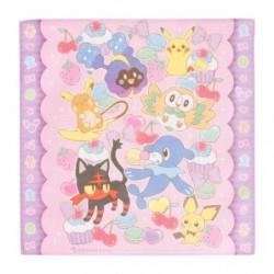 Tissue Pokemame Time japan plush