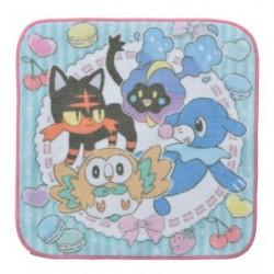Mini Towel Pokemame Time japan plush