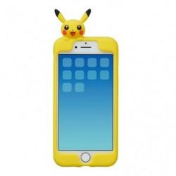 Silicon Protection Pikachu Smile japan plush