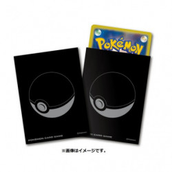 Card Sleeves Professional Monster Ball