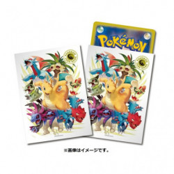 Card Sleeves Dragon Fighters Type