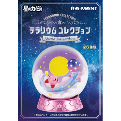 Figurines Terrarium Collection Game Selection Hoshi No Kirby Box