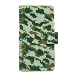 Smartphone Cover Camouflage japan plush