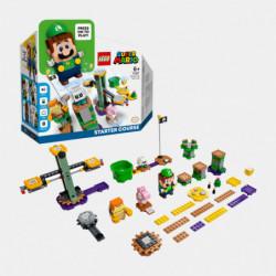 LEGO Luigi Adventure Starter Set Super Mario