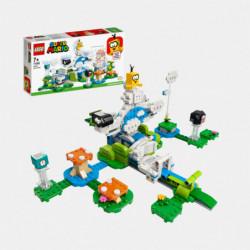 LEGO Lakitu Fluffy Challenge Super Mario