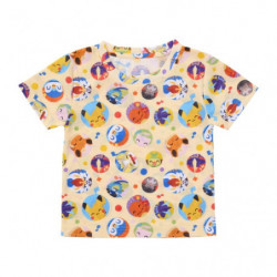 T Shirt M Total Pattern GOOD GOOD SMILE!