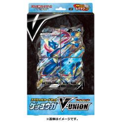Special Card Set Greninja V-Union Pokémon