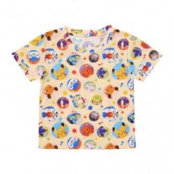 T Shirt L Total Pattern GOOD GOOD SMILE!