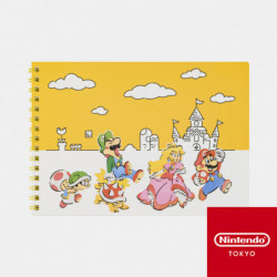 Ring Note Power Up Super Mario Family Life