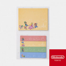 Sticky Notes Set Super Mario Family Life