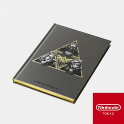 Notebook A5 Cover Triforce The Legend of Zelda