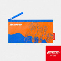 Flat Pouch Splatoon INK YOU UP