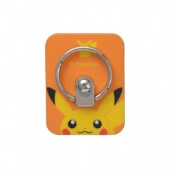 Smartphone Ring Pikachu BK japan plush