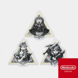 Stickers Triforce Set The Legend of Zelda
