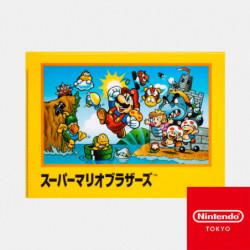 Double Pochette Transparente Super Mario Bros.
