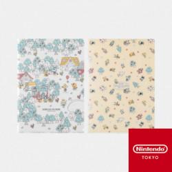 Pochettes Transparentes Set Animal Crossing