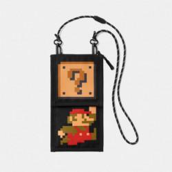 Pochette Tour Cou Super Mario Travel