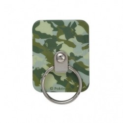 Smartphone Ring Camouflage japan plush