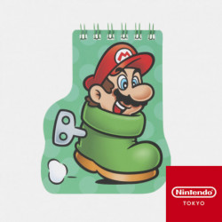 Notepad Power Up B Super Mario