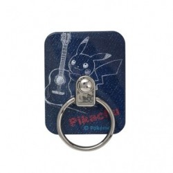 Smartphone Ring Pikachu Denim japan plush
