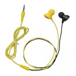 Stereo Earphone Pikachu BK japan plush