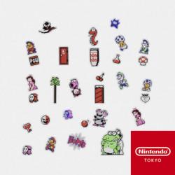 Stickers Box Super Mario USA