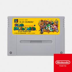 Mémos Cassette Super Mario World