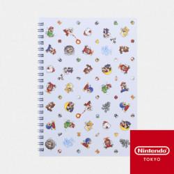 Cahier Spirale Power Up Super Mario