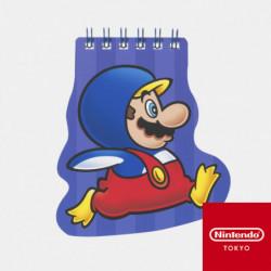 Cahier Spirale Power Up D Super Mario