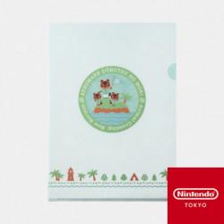 Pochette Transparente A Animal Crossing New Horizons
