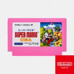 Mémos Cassette Super Mario USA