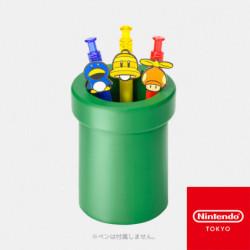 Pen Stand Green Pipe Super Mario