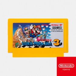 Memo Cassette Super Mario Bros. 3