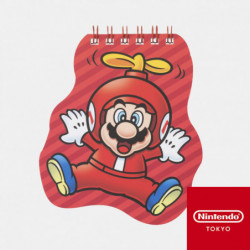 Notepad Power Up A Super Mario