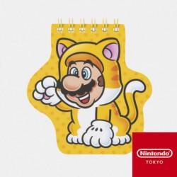 Cahier Spirale Power Up C Super Mario