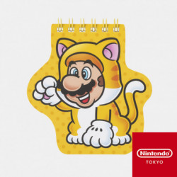 Notepad Power Up C Super Mario