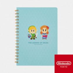 Cahier Link's Awakening The Legend of Zelda