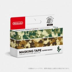 Masking Tape Set Camouflage Super Mario