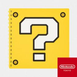 Cahier Spirale Block Hatena Super Mario