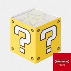 Bloc Note Block Hatena Super Mario